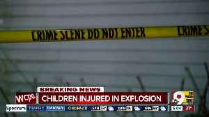 Two children injured in Oxford explosion [Video]