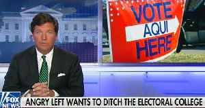Tucker Carlson rips Dems for wanting to abolish Electoral College [Video]