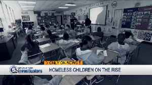 City Mission reports nearly 3,000 homeless children attending Cleveland schools [Video]