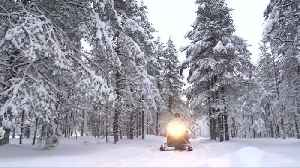News video: Finland named the happiest country in the world