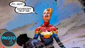 Top 10 Worst Things Captain Marvel Has Ever Done [Video]