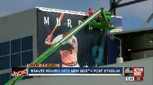Atlanta Braves open new spring training home in North Port [Video]