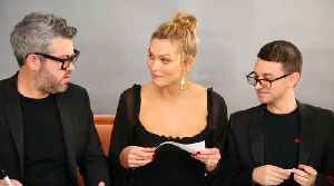 Star Charts With Karlie Kloss And The 'Project Runway' Cast [Video]