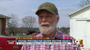 Indiana holds statewide tornado drill to prep for sever weather [Video]