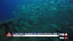 New artificial reef to be built near Redfish Pass [Video]