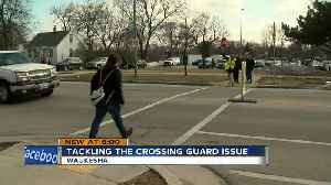Milwaukee districts make crossing guard plans to keep students safe [Video]