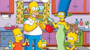 'The Simpsons' Creator Welcomes Disney/Fox Merger With Hilarious Pic [Video]