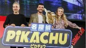 'Detective Pikachu' Will Shy Away From Anime Series And Games [Video]