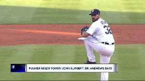 Michael Fulmer needs Tommy John surgery, Dr. James Andrews says [Video]