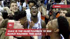 Duke Is The Clear March Madness Favorite [Video]
