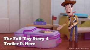 The Toy Story Full Trailer Has Arrived [Video]