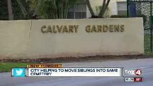 Grieving mother gets some help from the city of Ft. Myers [Video]
