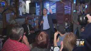 Julian Castro Campaigns In Dallas: 'I'm Convinced We Need New Leadership With A New Vision' [Video]