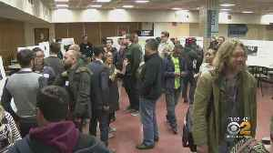 Residents Gather For L Train Meeting [Video]