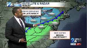 Chilly with more clouds tonight [Video]