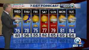 Latest Weather Forecast 11 p.m. Tuesday [Video]