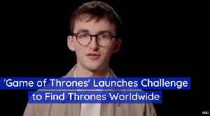 Can You Find The Thrones From The 'Game Of Thrones' [Video]