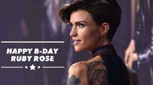 Will 33 be 'Batwoman' Ruby Rose's golden year? [Video]