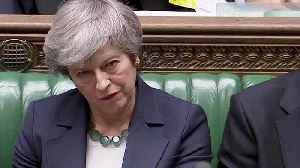 British PM May to request short Brexit delay in letter to EU [Video]