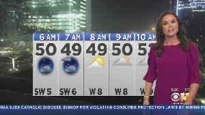 AM Weather Update With Anne Elise Parks [Video]