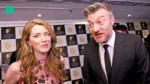 'Black Mirror' Creator Charlie Brooker Is Hopeful For Our Future [Video]