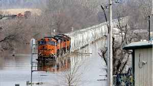 Flooding To Continue In Midwest [Video]