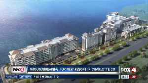 Construction begins for new waterfront resort in Charlotte County [Video]