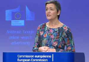 News video: Google Fined €1.49 Billion for Breaching EU Advertising Rules
