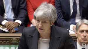 May Confirms Brexit Delay Request [Video]