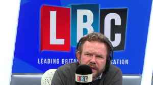 James O'Brien's Immediate Response To Theresa May's Brexit Delay [Video]