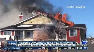 Looking for answers after major fires at Denver apartments [Video]