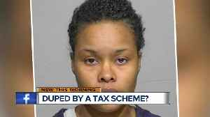 'I got screwed': Former law enforcement official falls victim to tax fraud [Video]