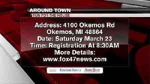 Around Town 3/20/19: Run for the House [Video]