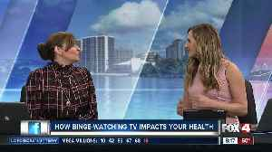 How binge-watching tv affects your health [Video]