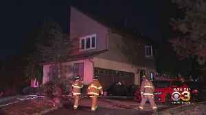 Residents Escape Early Morning Fire In Southampton, Bucks County [Video]