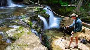 The Edge: Cincy photographer TJ Vissing talks about year long project in Adams County [Video]