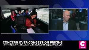 Via CEO Cheers on NYC Congestion Charge as Incentive for More Shared Rides [Video]