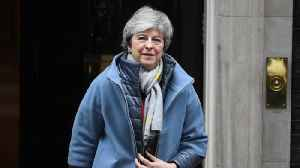 UK Prime Minister Theresa May Requests Brexit Extension [Video]