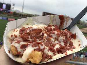 PIZZA TOTS! Dodgers and White Sox 2019 Spring Training Menu - ABC15 Digital [Video]
