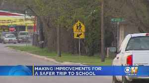 7 FWISD Schools Chosen For Safe Routes To School Projects [Video]