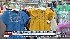Target expands kids clothing lines [Video]