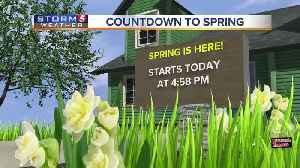 Lelan's afternoon forecast: Wednesday, March 20, 2019 [Video]