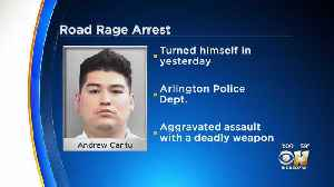 Man Arrested For October 2018 Road Rage Shooting In Arlington [Video]