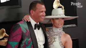 Jennifer Lopez Speaks Out for the First Time Since Alex Rodriguez Engagement: 'We're Really Happy' [Video]
