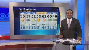 Meteorologist Tim Williams Has Your Wednesday Afternoon Forecast [Video]