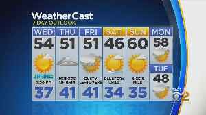New York Weather: 3/20 Wednesday Afternoon Forecast [Video]