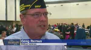 Veterans Make Their Concerns Known To Lawmakers [Video]