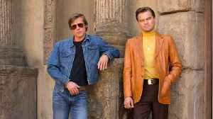 News video: Tarantino Drops First Once Upon A Time In Hollywood Trailer