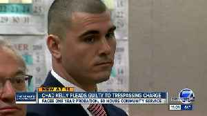 Chad Kelly enters plea agreement after first-degree trespassing charge, will not face jail time [Video]