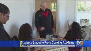 Hospitality Academy Helps Low-Income Students Cook Up A Hopeful Future [Video]